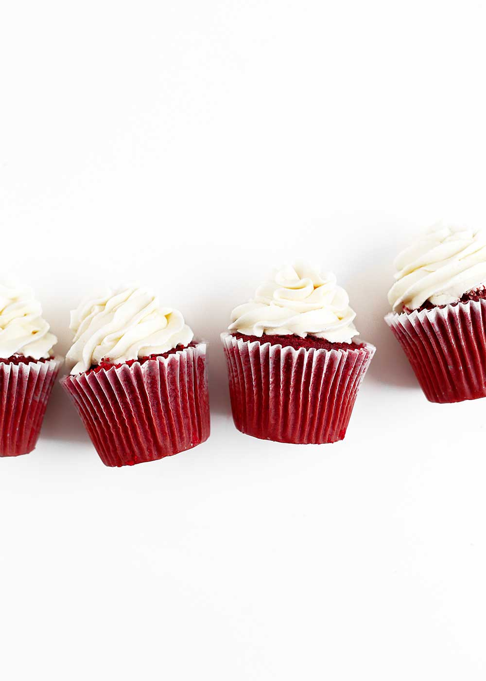 Sturdy Cream Cheese Frosting recipe from The Faux Martha