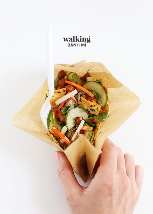 Walking Bánh Mì | @thefauxmartha