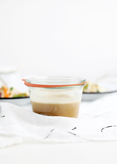 Kristin's Chinese Cashew Salad | @thefauxmartha