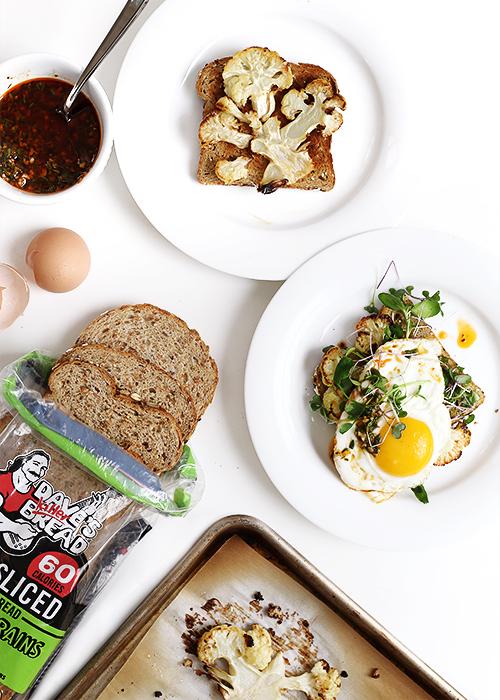 Smoky Breakfast Sandwich   @thefauxmartha
