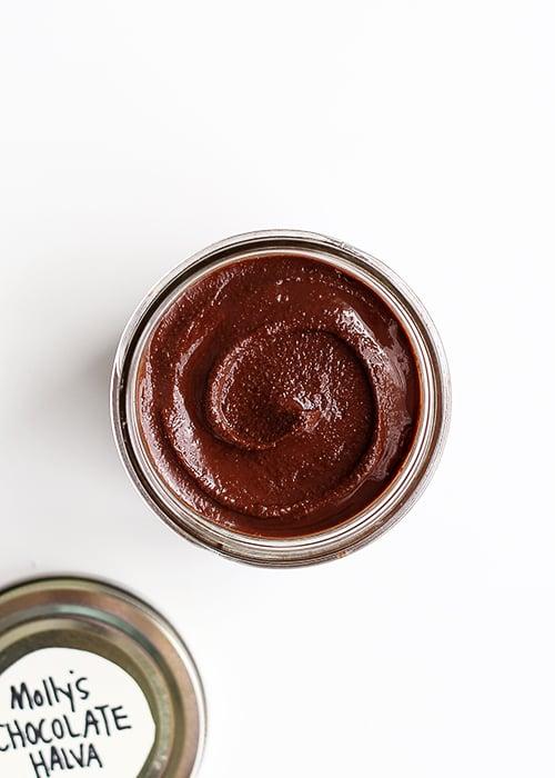 Molly's Chocolate Halva | @thefauxmartha