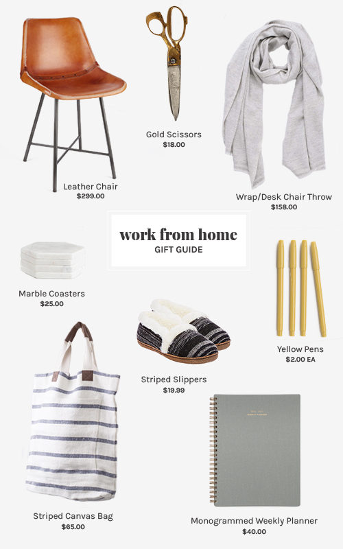 Work From Home Gift Guide | @thefauxmartha