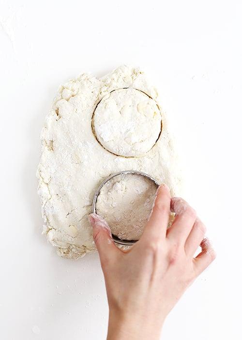 Tender Buttermilk Biscuits | @thefauxmartha