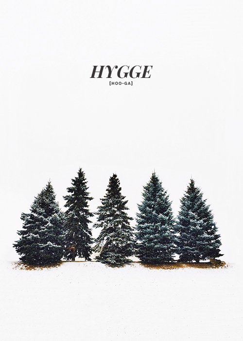 Hygge | @thefauxmartha