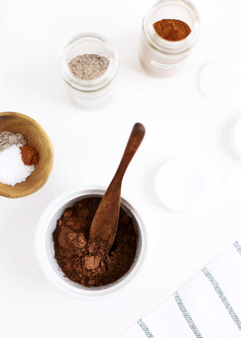 Cocoa Coconut Granola recipe from The Fauxmartha