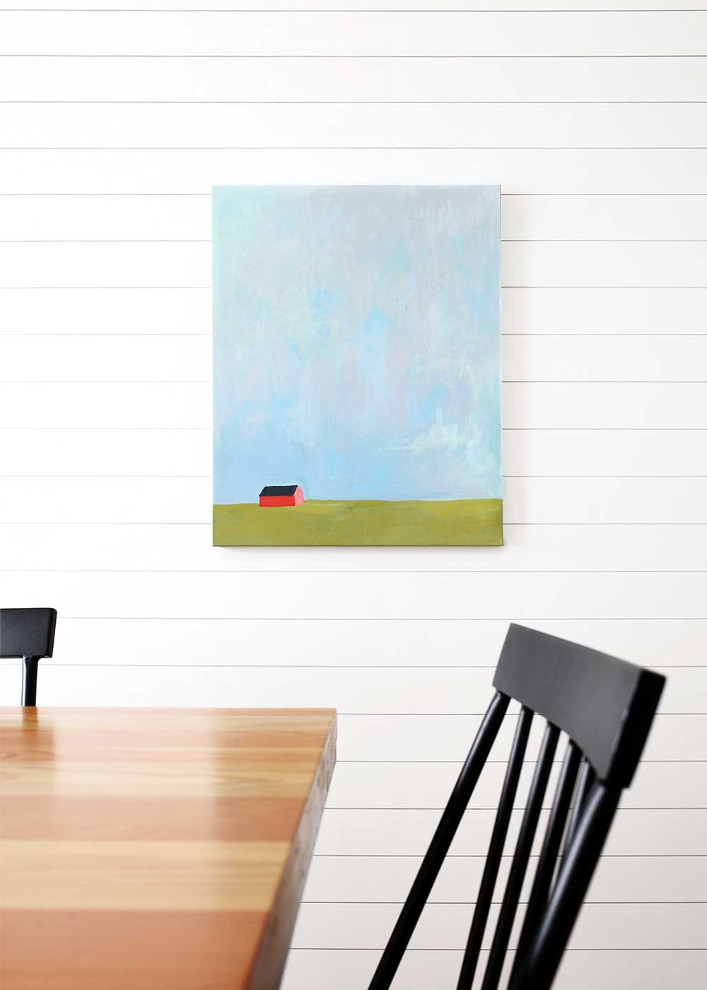 Modern Farmhouse Painting from The Fauxmartha