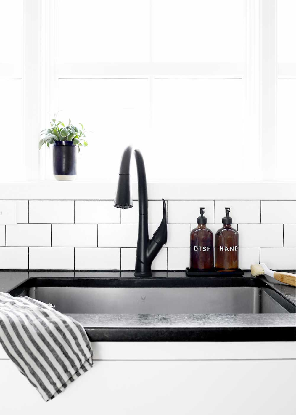 Behind the blogging scenes with The FauxMartha and Delta Faucet