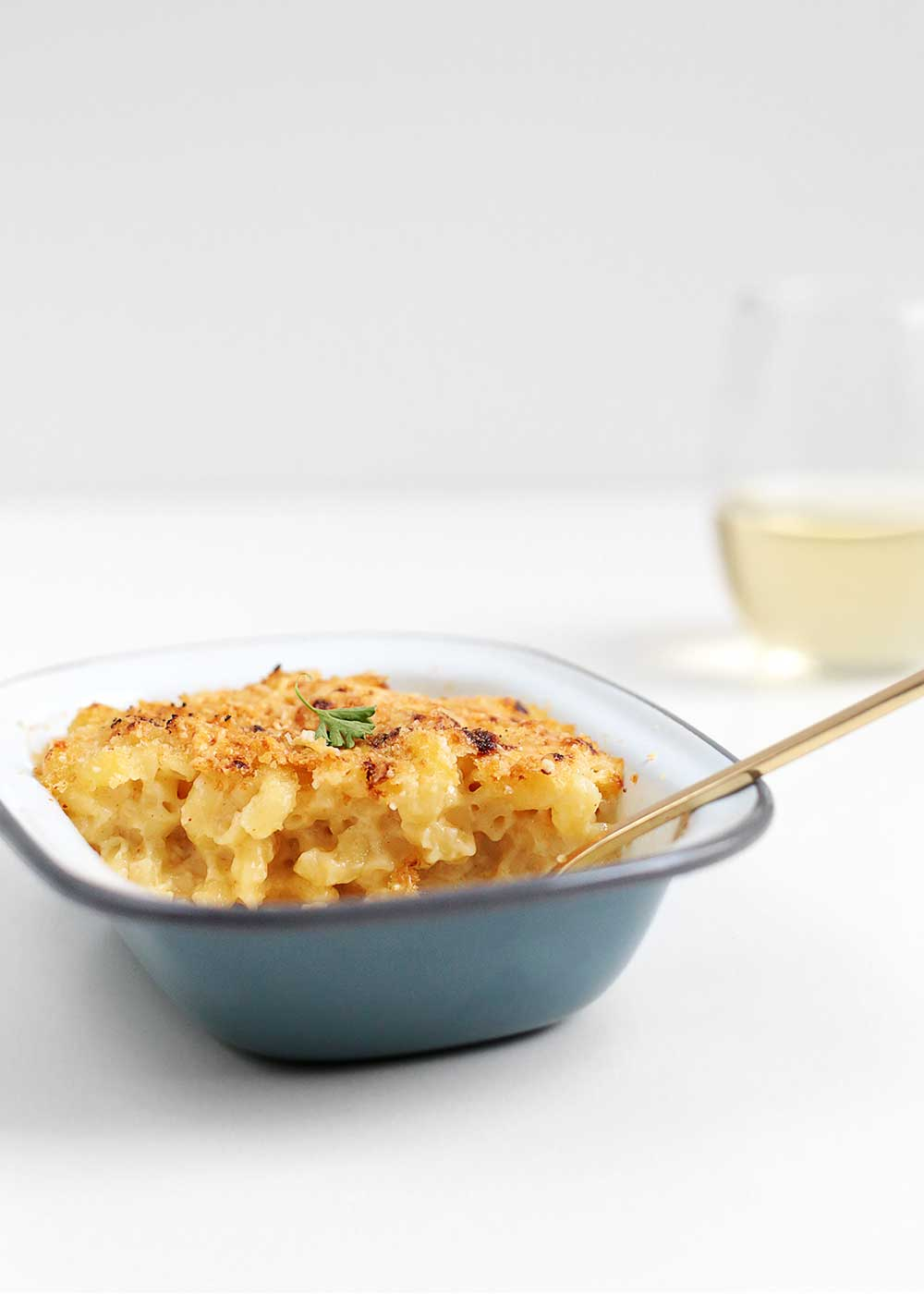 White Wine Mac and Cheese by The Fauxmartha