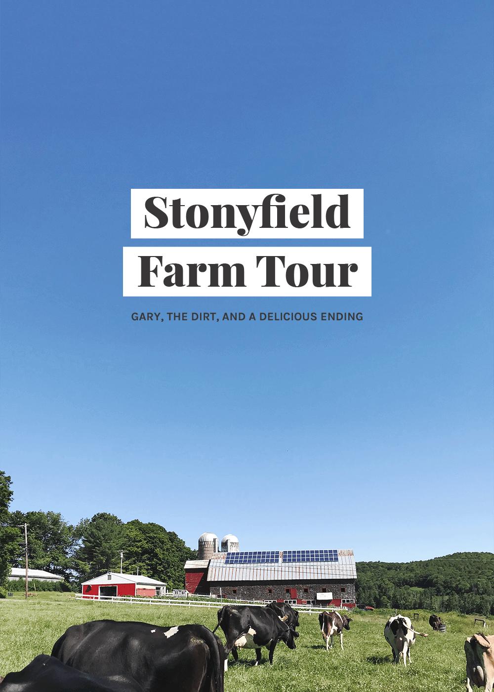 Stonyfield Farm Tour by The Fauxmartha