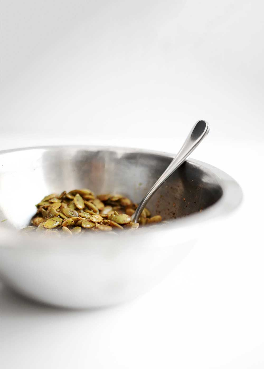 Spicy Tex-Mex Pepita Seeds from The Fauxmartha