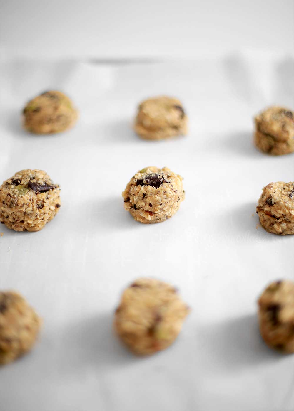 Oatmeal Cookie Dough from The Faux Martha