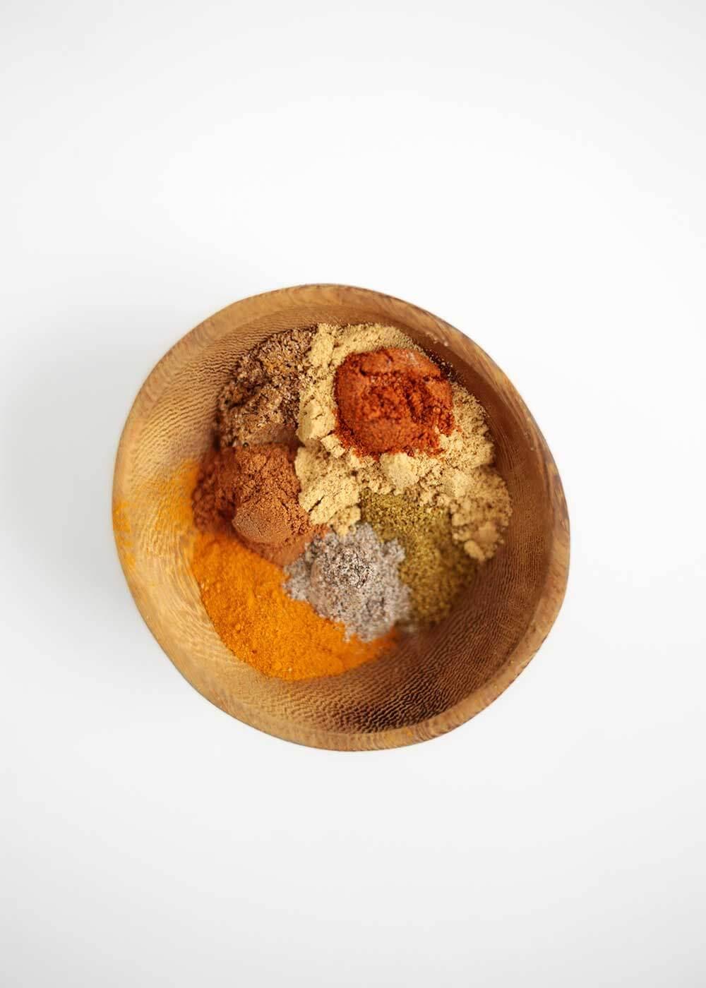 DIY Garam Masala from The Faux Martha