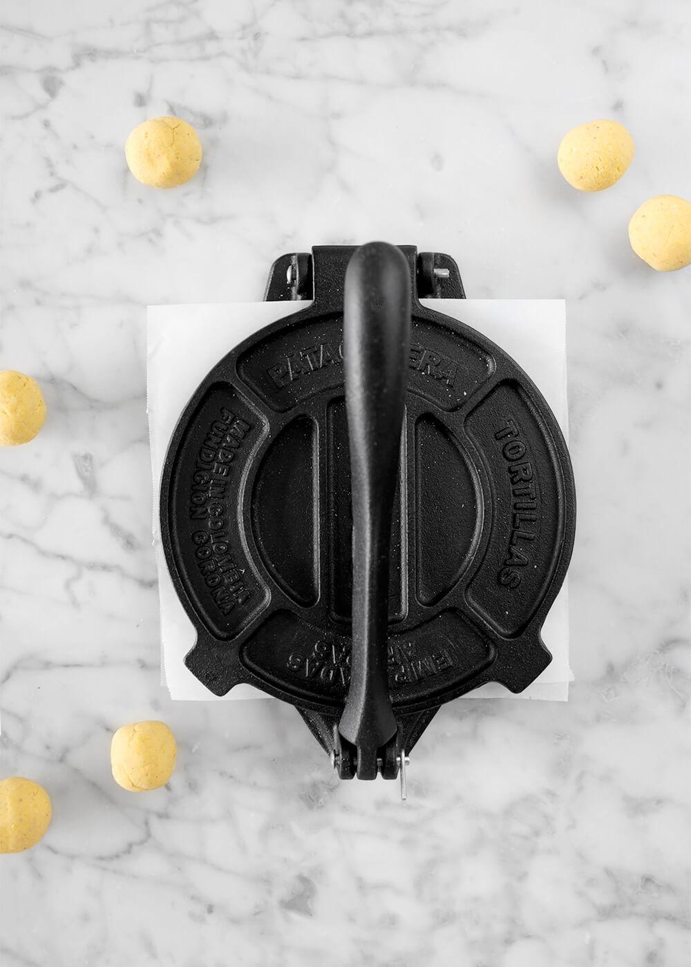 Corn Tortilla Press