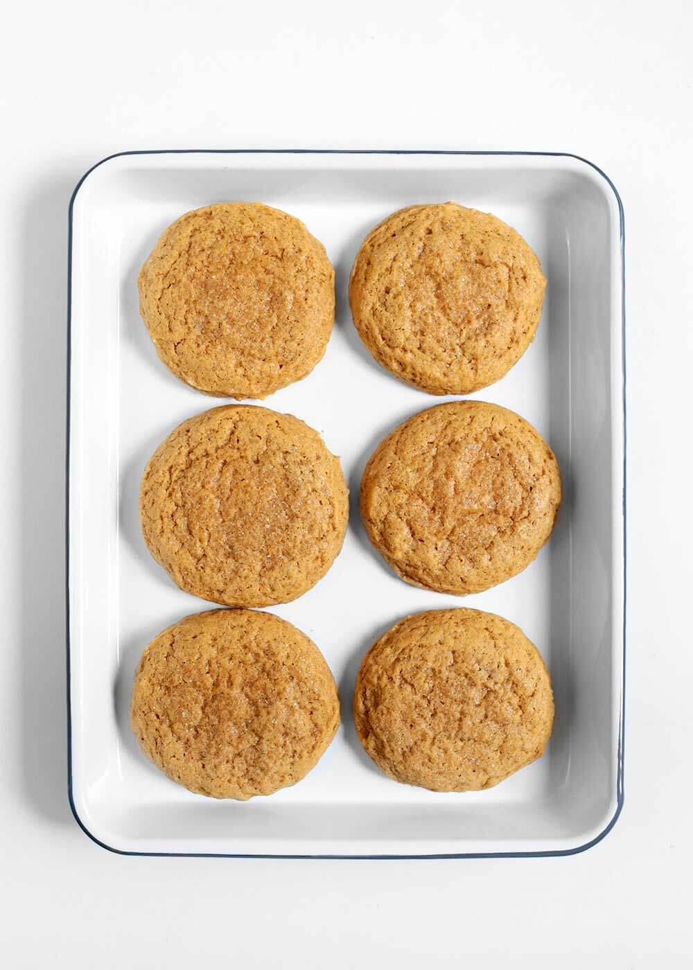 Pumpkin Cookies from the faux martha