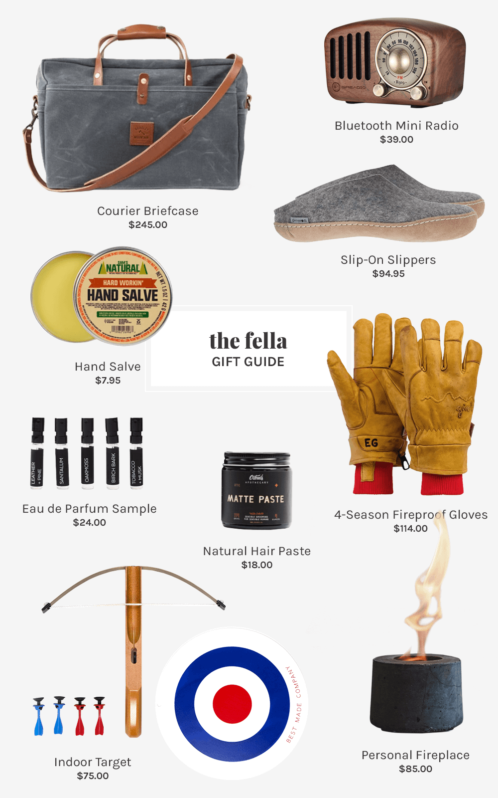 2019 Gift Guide for the Fella