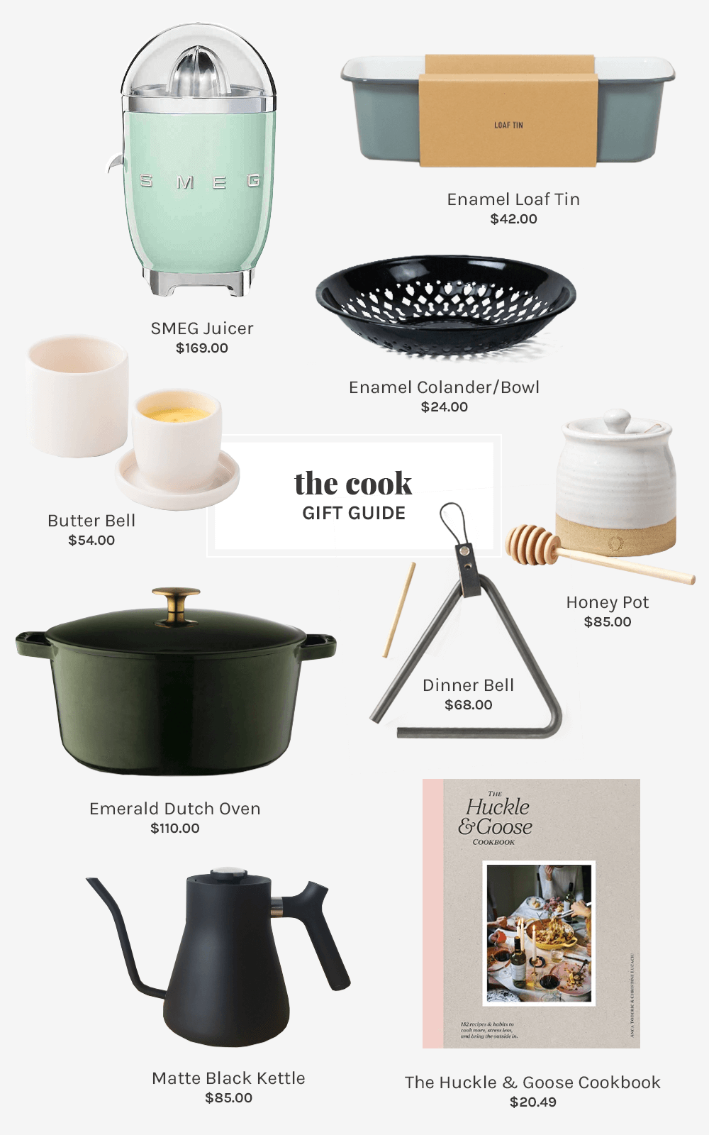 2019 Gift Guide for the cook