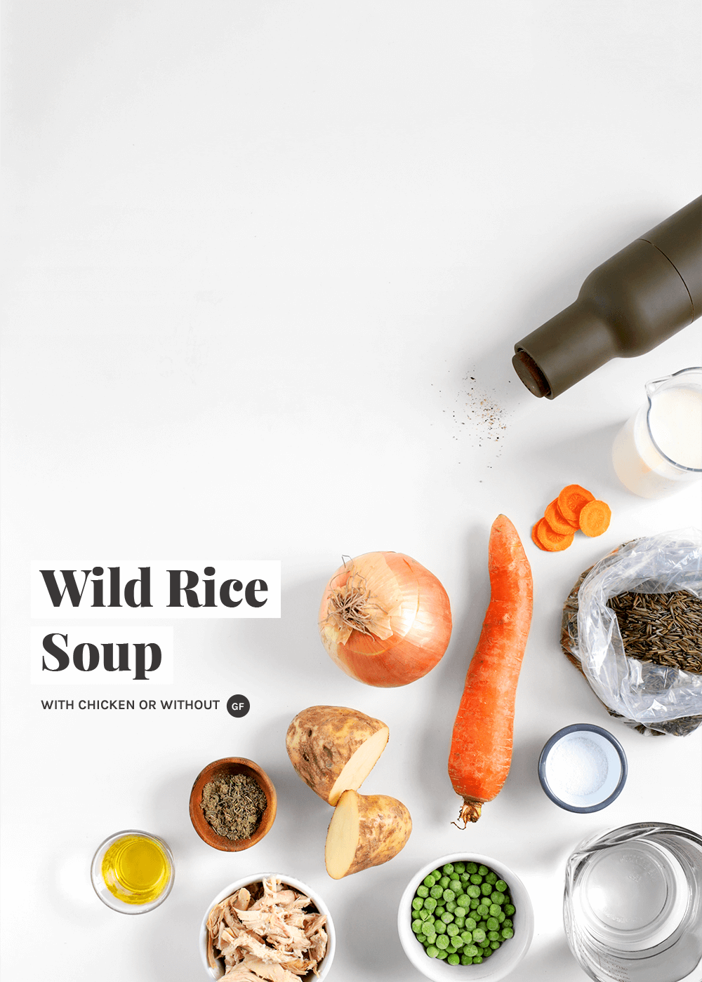 how to make Wild Rice Soup from The Faux Martha
