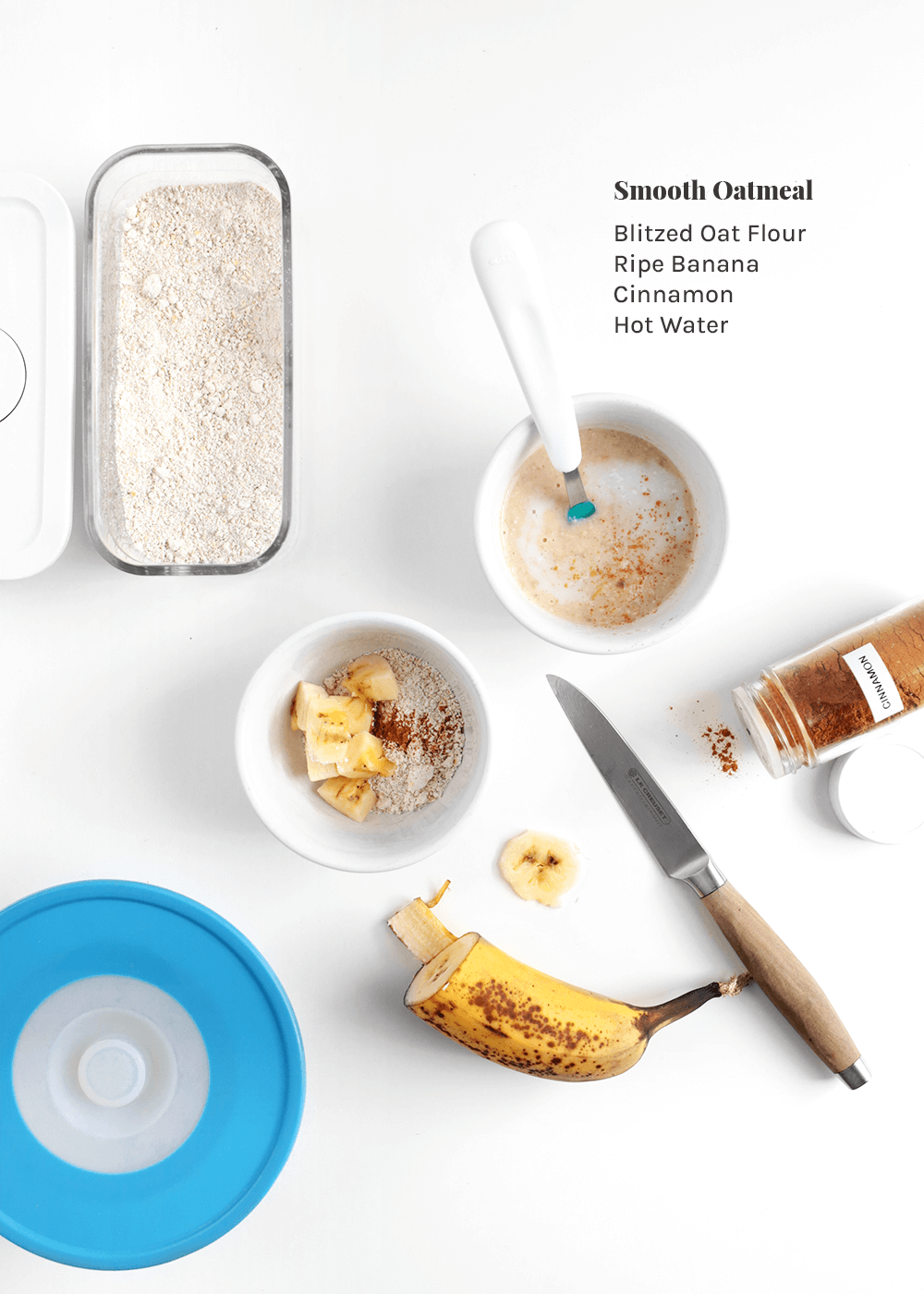 how to make oatmeal for babies from the faux martha