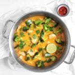 30 minute Thai Red Curry Recipe from The Faux Martha